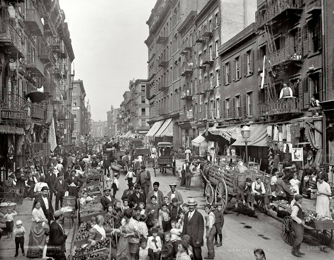 urbanization and immigration of america at the end of the 19th and 20th century Becoming american: immigration and assimilation assimilation in late 19th century america a distinctive urban culture 5.